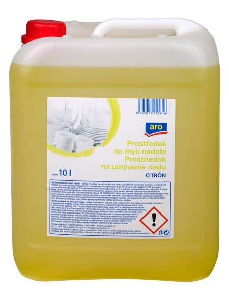 ARO citrón prostriedok na riad 1x10 l