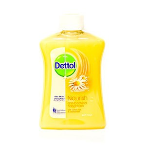 Dettol Nourisch zjemňujúce tekuté mydlo 1x250 ml