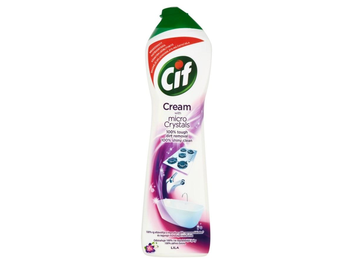 Cif Cream Lila čistiaci prostriedok 1x500 ml