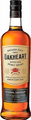 Bacardi Oakheart 35% 0,70 L