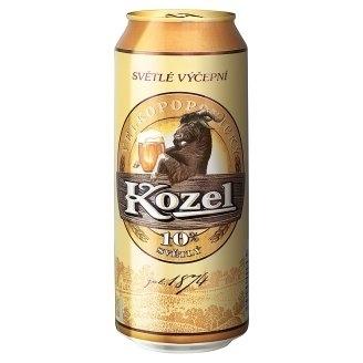 Velkopopovický Kozel 10° plechovka