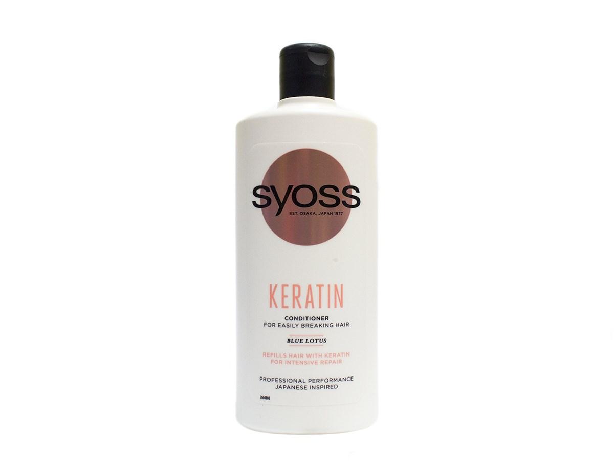 Syoss Keratin kondicionér na vlasy 1x440 ml