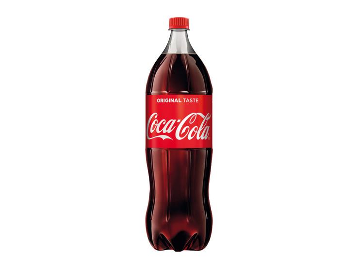 Coca-Cola/Coca-Cola zero/Fanta/Sprite