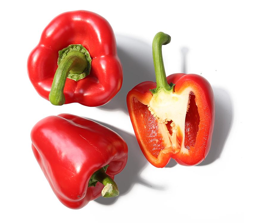Paprika červená