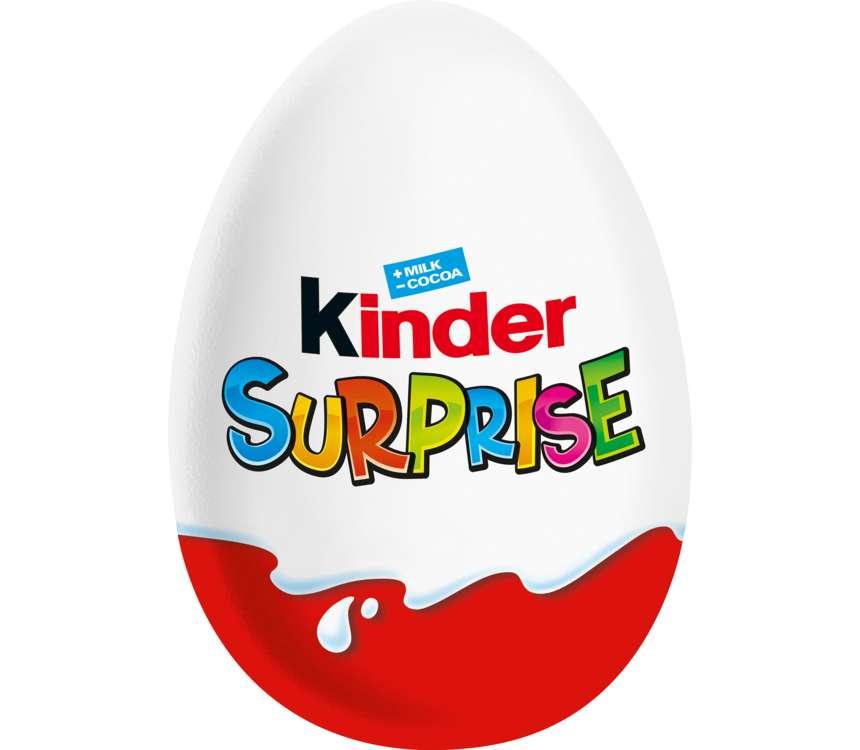 Čokoládové vajíčko s prekvapením