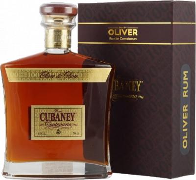 Cubaney Centenario 41% 0,70 L