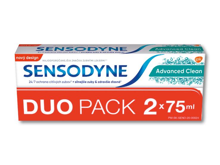 Sensodyne zubná pasta