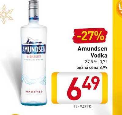 Amundsen Vodka 0,7 l