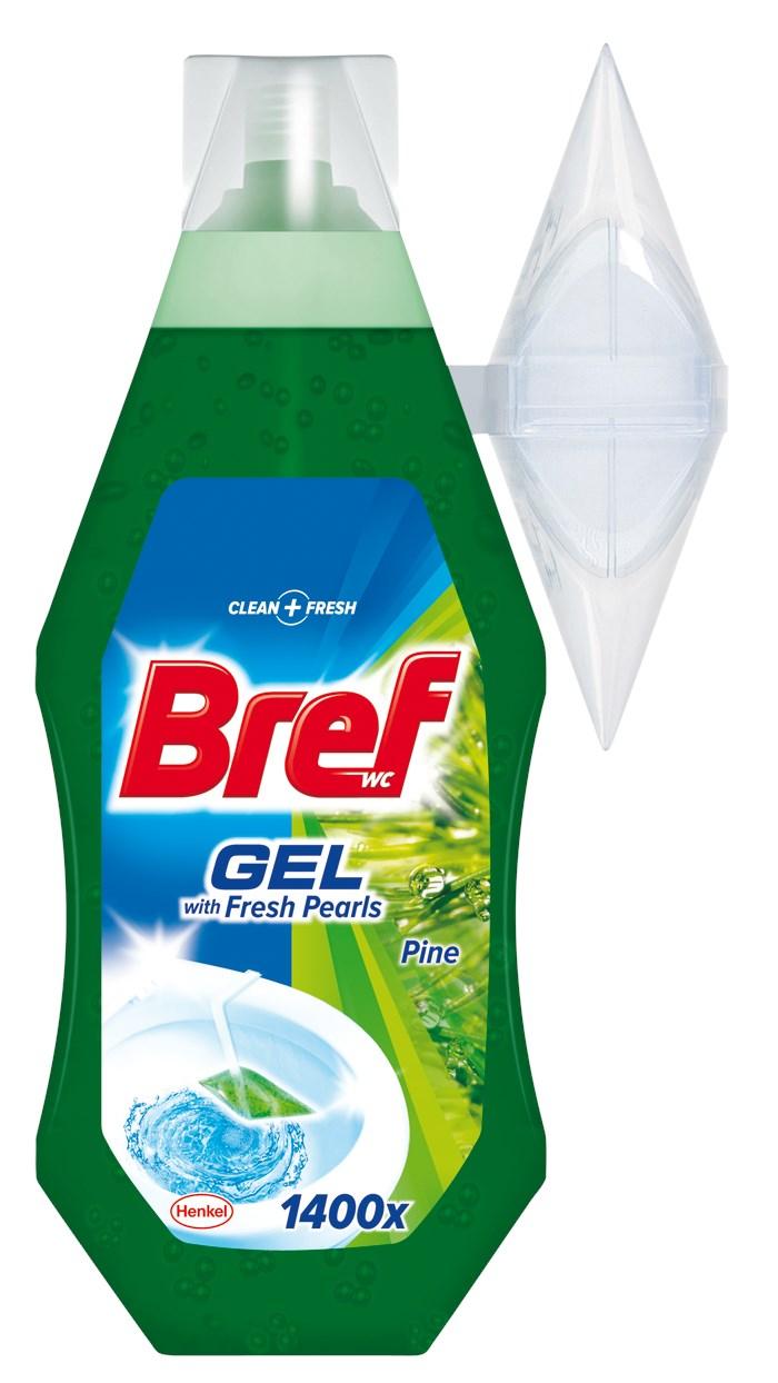 Bref WC gél fresh pine 1x360 ml