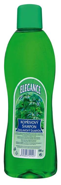 Elegance Žihľava šampón na vlasy 1x1 l