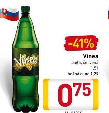 Vinea  1,5 l