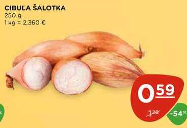 CIBUĽA ŠALOTKA 250 g