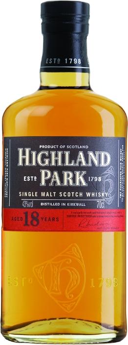 Highland Park 18YO 43% 0,70 L