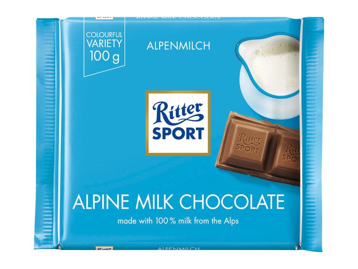 Ritter Sport čokoláda