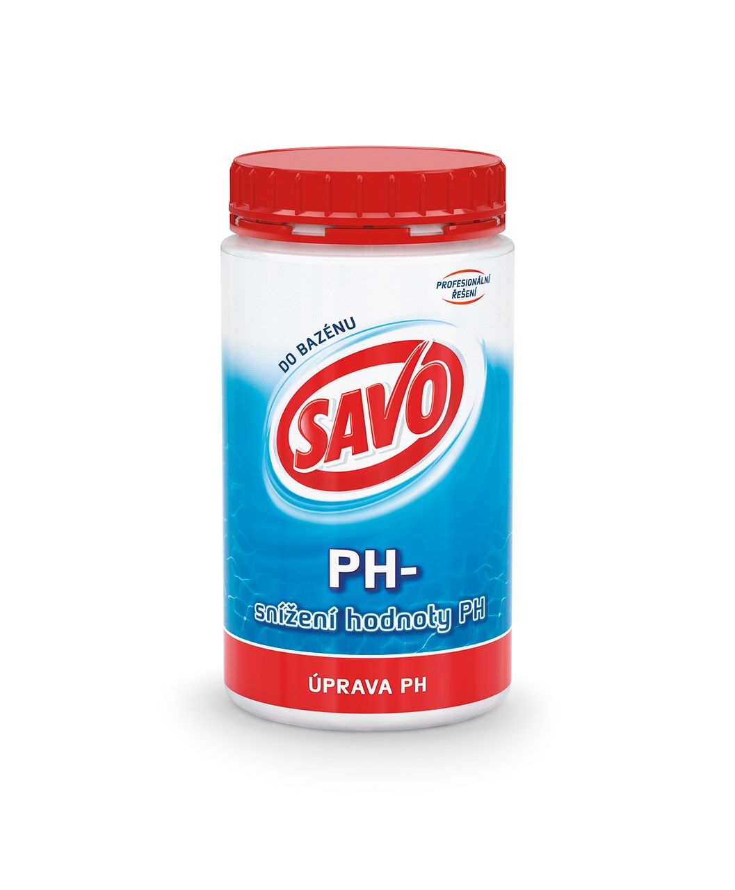 Savo bazén pH- 1x1,2 kg
