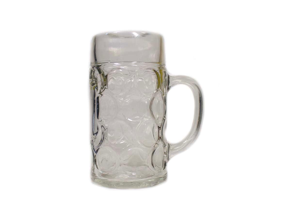 Pohár na pivo Isar 1l 1ks