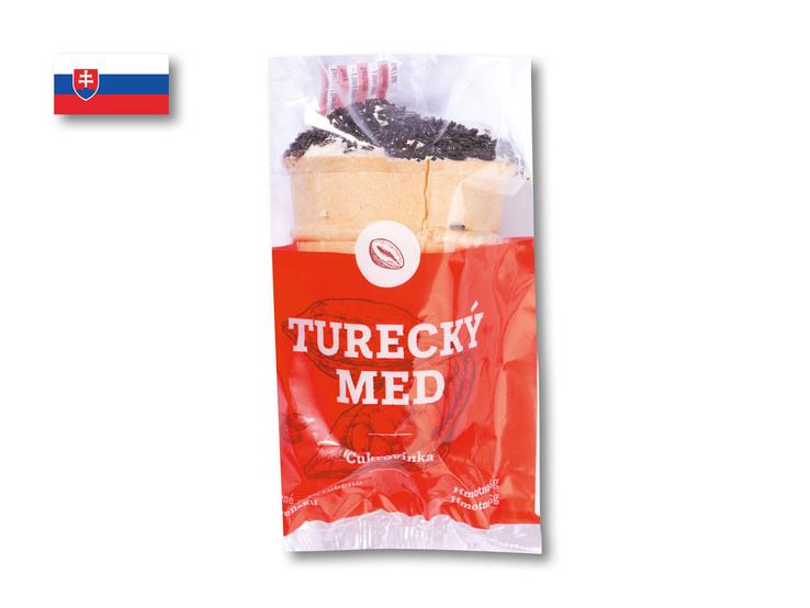 Turecký med