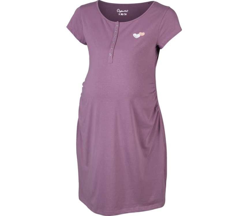 Tehotenská nočná košeľa