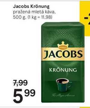 Jacobs Krönung, 500 g