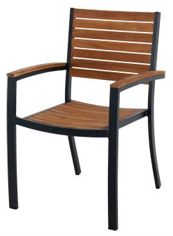 Záhradná stolička Kalama Metro Professional 1 ks