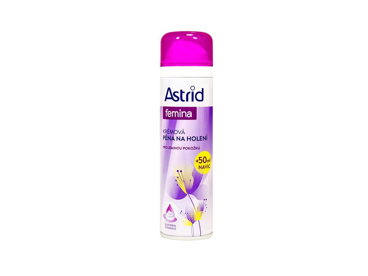 Astrid Femina pena na holenie 1x250 ml