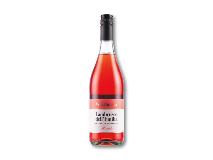 Lambrusco dell´Emilia IGP rosato