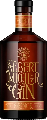 Michlers Gin Orange 44% 0,70 L