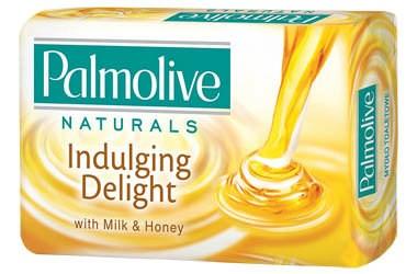 Palmolive Zelené Olive toaletné mydlo 6x90 g