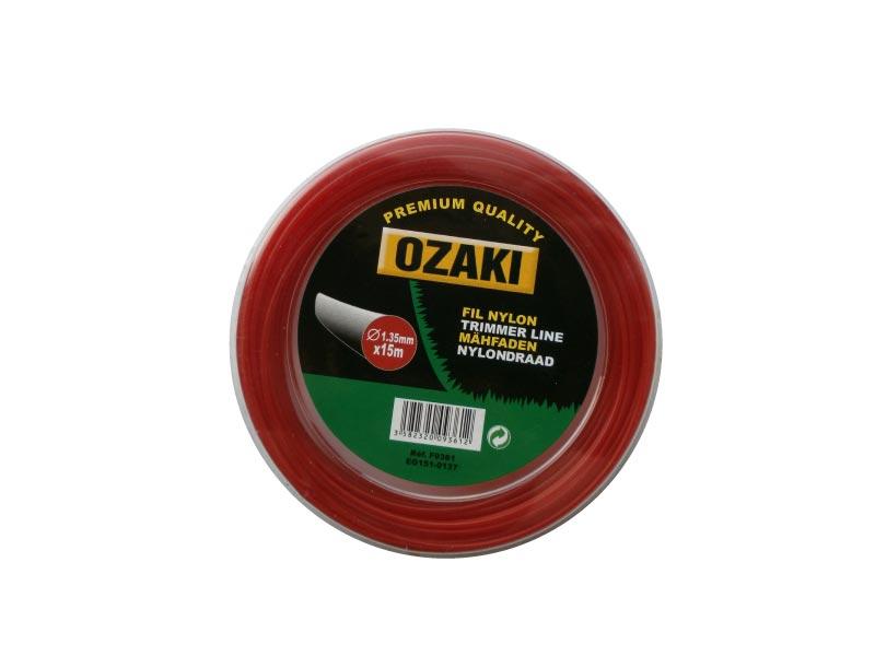 Struna Ozaki Premium 1,6 mm/15 m - guľatá