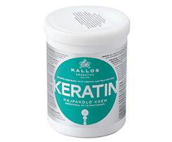 Kallos Keratin maska na vlasy 1000ml