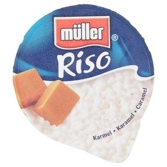 Mliečna ryža Müller Riso