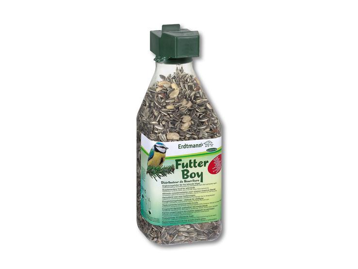 Doplnkové krmivo pre voľne žijúce vtáky