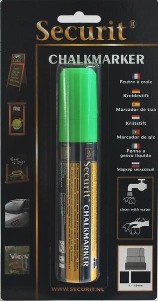 Popisovač 7-15mm zelený 1ks