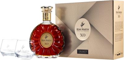 Remy Martin XO 40% 0,70 L + 2 poháre