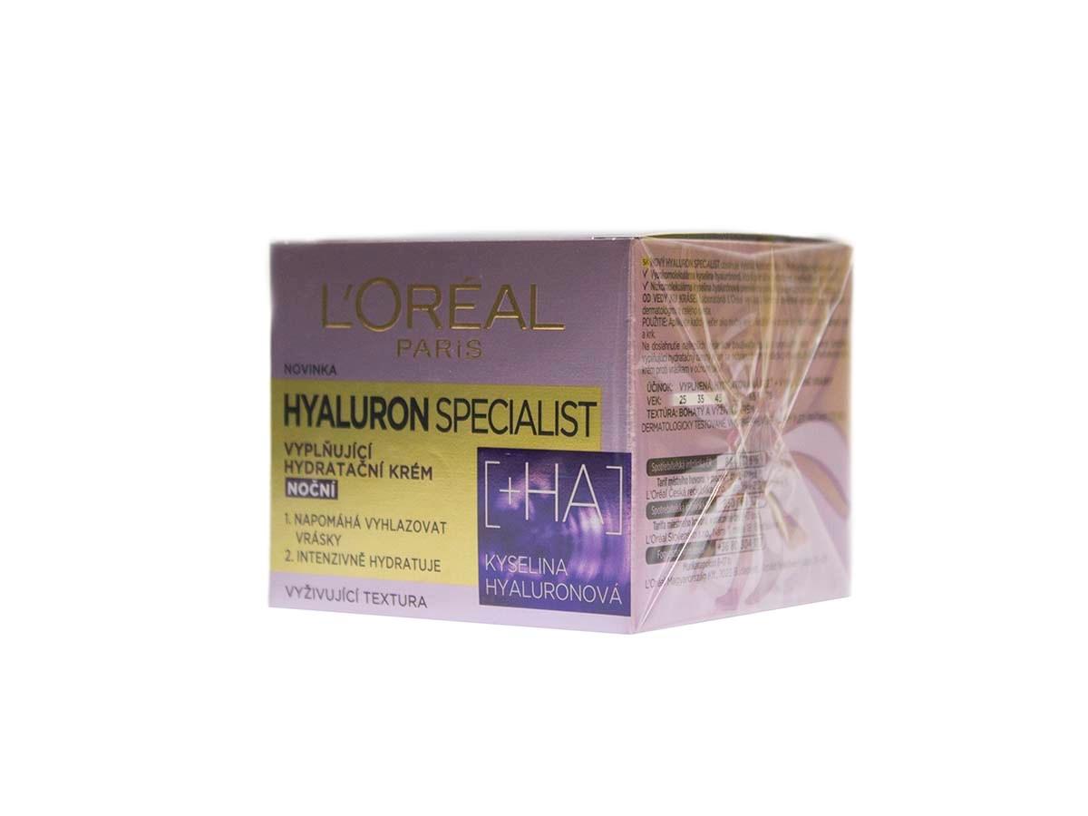 L'Oréal Dex Hyaluron Specialist nočný krém 1x50 ml