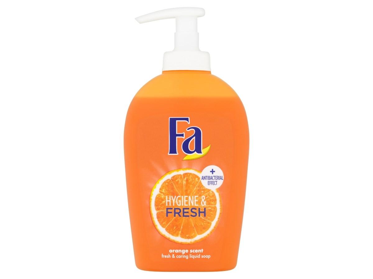 Fa Hygiene&Fresh Pomaranč tekuté mydlo 1x250 ml
