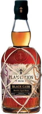 Plantation Black Cask Double Aged 40% 0,70 L