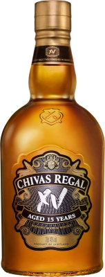 Chivas Regal XV 40% 0,70 L