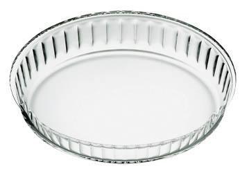 Forma na koláč sklo 28cm Simax 1ks