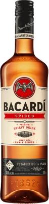 Bacardi Spiced 35% 0,70 L