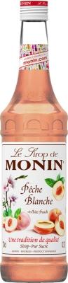 Monin White Peach 0,70 L