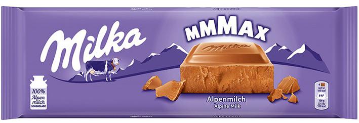 Čokoláda Milka Alpine Milk, 270...
