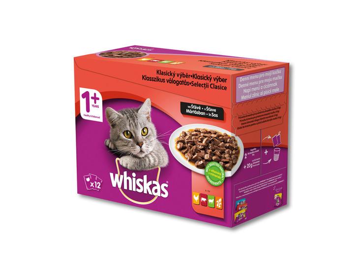 Krmivo pre mačky