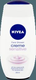 Sprchovací gél Creme Sensitive, 250 ml