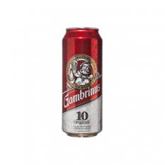 Pivo Gambrinus 10° 0,5l