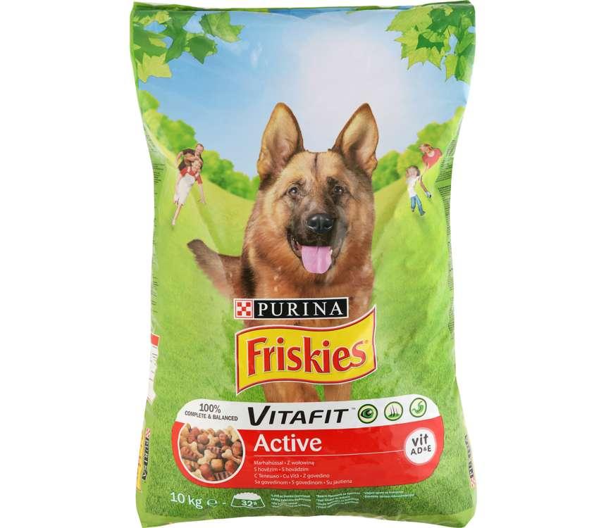 Kompletné krmivo pre psov