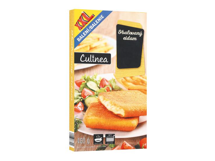 Obaľovaný syr Eidam