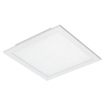 Brilo LED Panel 1 x LED/18 W štvorcový biely