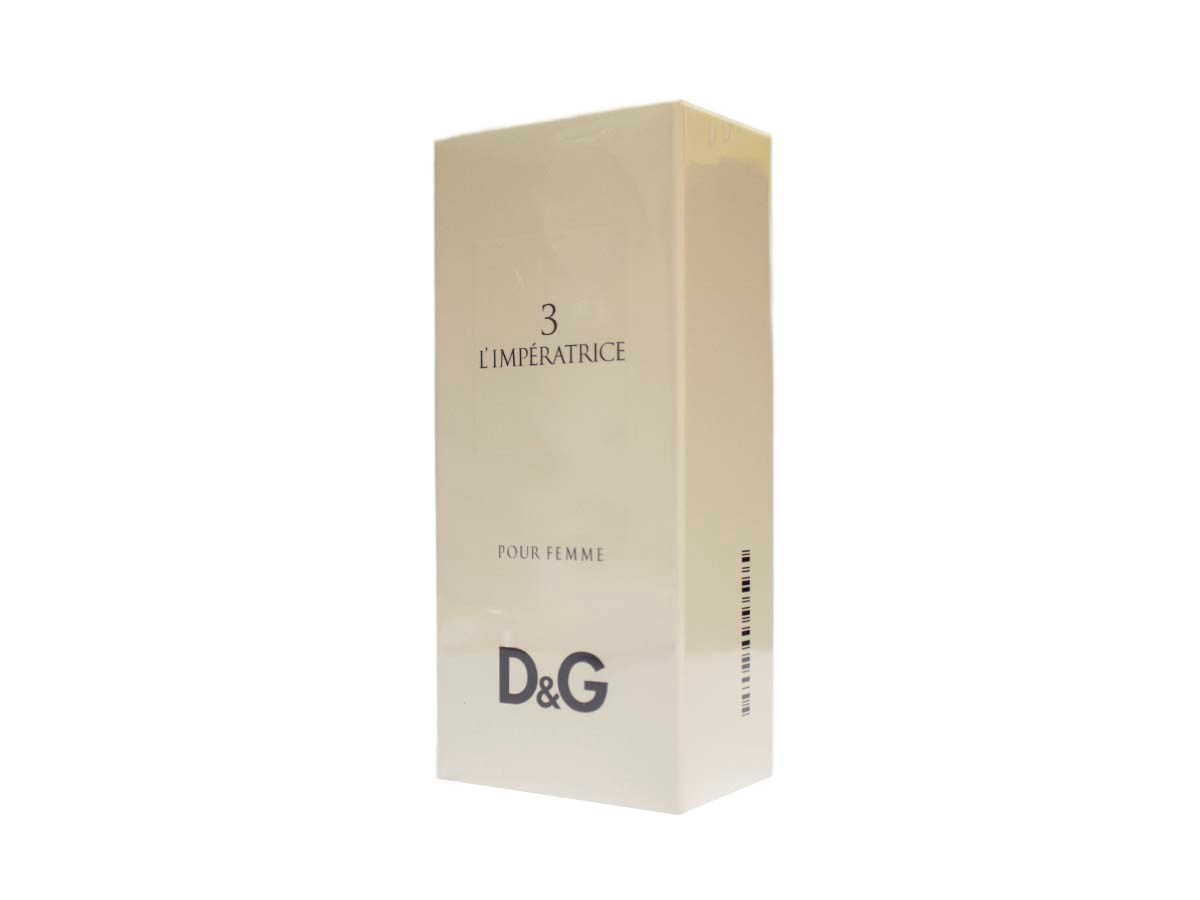 D&G 3 L'Imperatrice EDT Spray dámsky 1x100ml