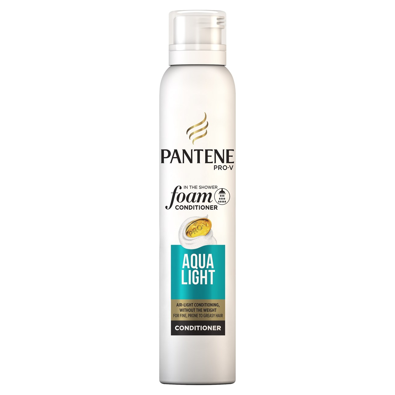 Pantene Pena na vlasy aqualight 1x180 ml